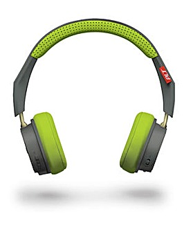 BACKBEAT 500 HEADSET GREY/GREEN WW