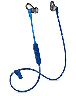Back Beat Fit 305 Sport Headphones Blue