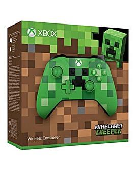Xbox One Controller  Minecraft Creeper
