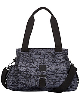 Artsac Larger Zip Top Flap Fronted Reef