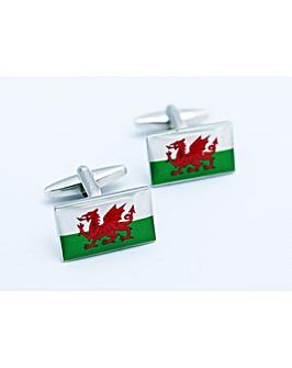 Wales Cufflinks