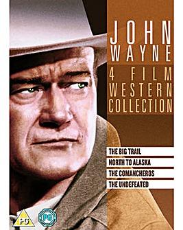 John Wayne Boxset DVD