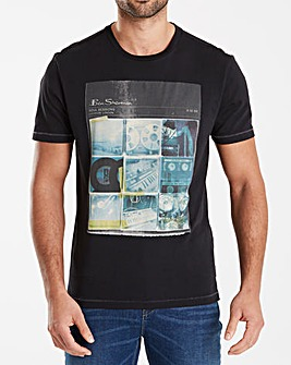 Ben Sherman Soul Session T-Shirt Long