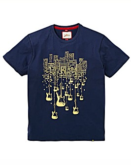 Joe Browns City Of Music T-Shirt Reg