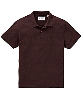 Original Penguin Herringbone Polo Long