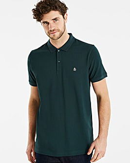 Original Penguin Raised Rib Polo Long