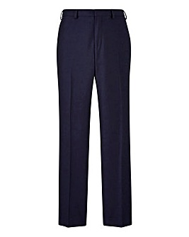Burton London French Navy Suit Trousers