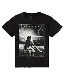 Firetrap El Rocio T-Shirt Long