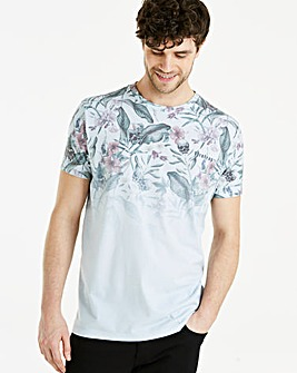 Firetrap Murcia T-Shirt Long