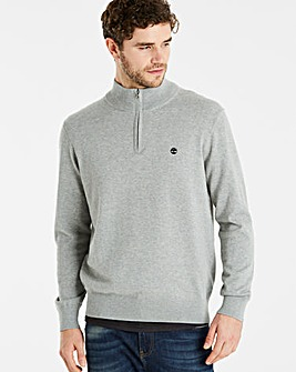 Timberland 1/2 Zip Knit