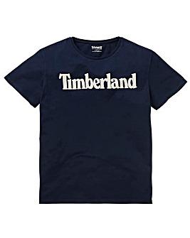 Timberland Dk Sapphire Linear T-Shirt R