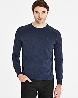 Farah Jeans Pima Cotton Jumper