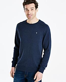 Farah Pima Cotton Jumper