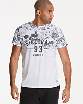 Firetrap Carlos T-Shirt Long