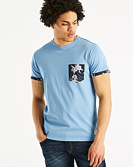 Firetrap Aiden T-Shirt Long