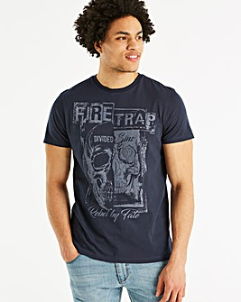 Firetrap Cartama T-Shirt Long