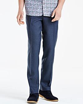 Farah Indigo Anti Stain Trouser 27in