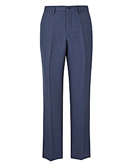 Farah Indigo Anti Stain Trouser 27in