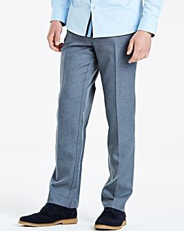 Farah Dark Grey Anti Stain Trouser 31in