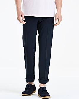 Farah Navy Twill Trouser 27in