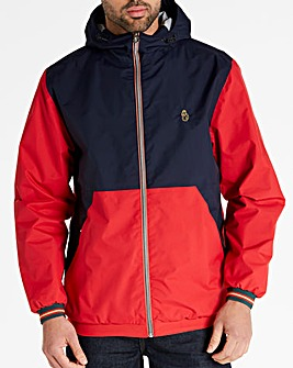 Luke Sport Navy/Red Jacket L
