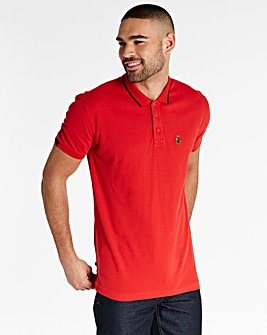 Luke Sport Red Mead Polo L