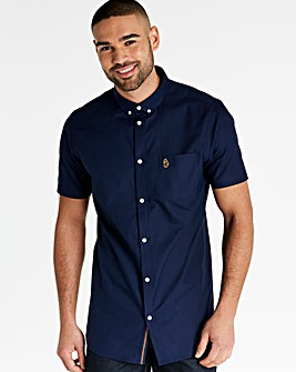 Luke Sport Jimmy Travel S/S Shirt L