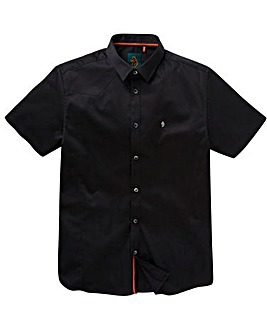 Luke Sport Connors Pencil 2 SS Shirt Reg