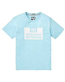 Weekend Offender Atlantic T-Shirt R