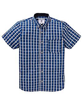 Lambretta Verb Check Shirt Long