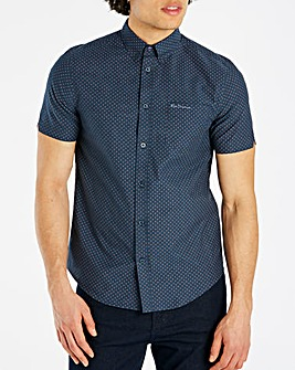 Ben Sherman Print Shirt Regular