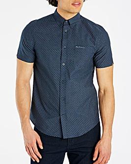 Ben Sherman Print Shirt Regular