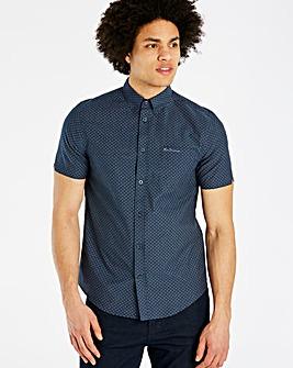 Ben Sherman Print Shirt Long