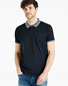 Weekend Offender Navy S/S Polo R