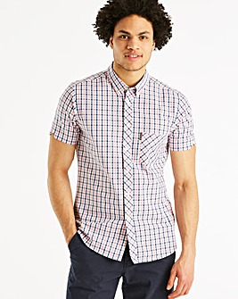 Ben Sherman House Check Shirt Long