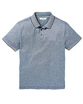 J by Jasper Conran Mini Birdseye Polo