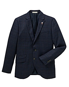 Hammond & Co. Check Blazer