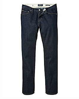 Hammond & Co. Dark Rinse Slim Jean 34 In