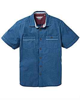 Mantaray Basket Weave Shirt