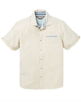 Mantaray Rain Stripe Shirt