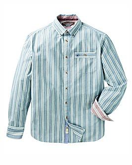 Mantaray WM Brushed Stripe Shirt