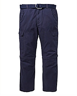 Mantaray Zip Off Trouser