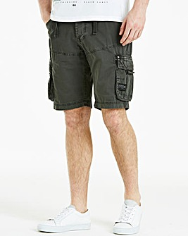 Crosshatch Raven Norbury Short