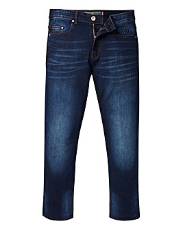 Mish Mash Mallory Straight Jean 31 In