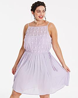 Tassle Skater Dress
