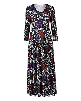 Jersey Maxi Dress 52 Inches