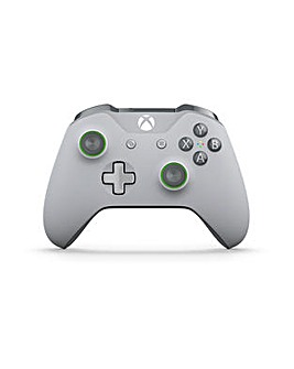 Xbox One Wireless Controller Grey Green