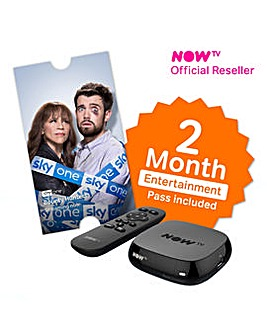 NOW TV BOX  2 Month Entertainment Pass
