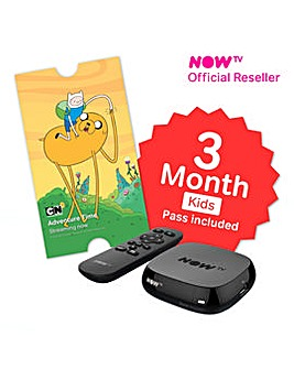 NOW TV BOX  3 Month Kids Pass