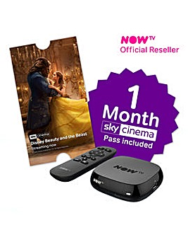 NOW TV BOX  1 Month Cinema Pass